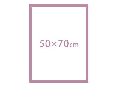 50×70cm・70×70cm