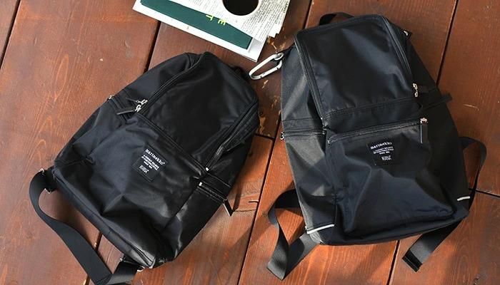 marimekkoのバックパック、BUDDYとMETRO